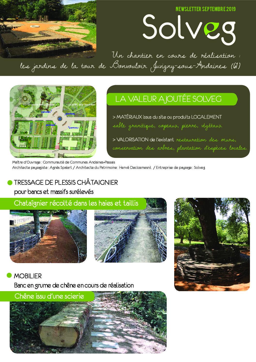 Les jardins secrets de Bonvouloir